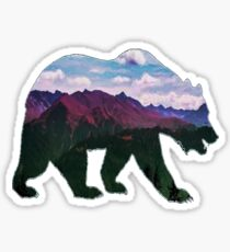Wilderness Beyond Sticker