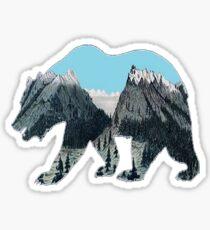 WILDERNESS ESCAPE Sticker