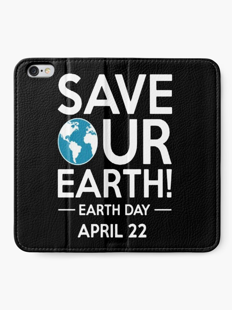 Alternative Ansicht von Cool Unless March for Science Earth Day Tshirt iPhone Flip-Case