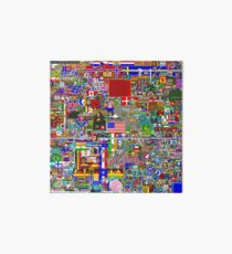 /r/place | Reddit Pixel Collaboration Art Board