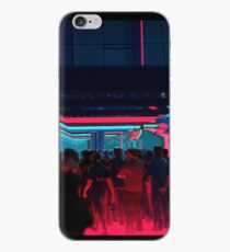 CYBER PUNK PARTY iPhone Case