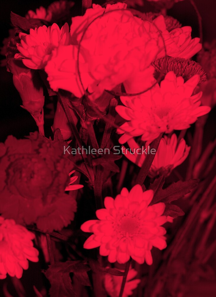 Very Red by Kathleen Struckle