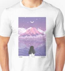 PIXEL 富士山 Unisex T-Shirt