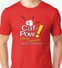 Caf-Pow - X-Treme Caffeine Original Unisex T-Shirt