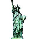 Statue of Liberty Illustration by lpodraw