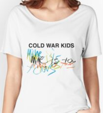 cold war kids Women's Relaxed Fit T-Shirt