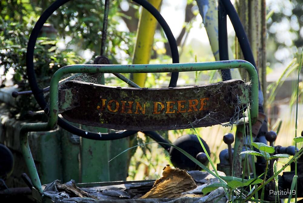 Old John Deere by Patito49