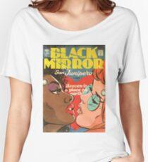 San Junipero // Comic Women's Relaxed Fit T-Shirt