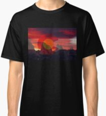 Sunrise over Colorado at Garden of the Gods Classic T-Shirt