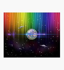 New Earth 5D Photographic Print