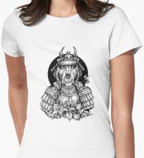 Samurai T Women's Fitted T-Shirt