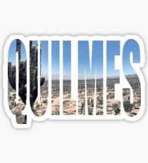 Quilmes Sticker