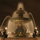 Place de la Concorde by Christophe Testi