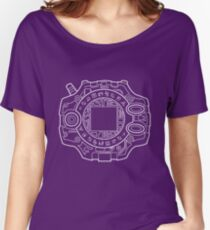 Adventurer's Device  Women's Relaxed Fit T-Shirt