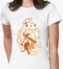 Cloud Guardian Womens Fitted T-Shirt