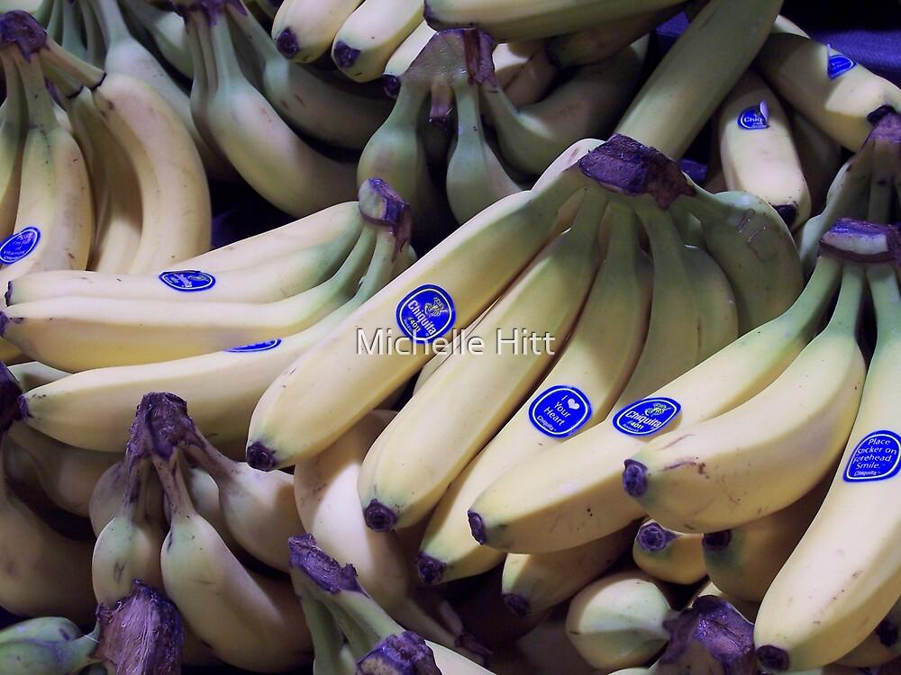 Bananarama by Michelle Hitt