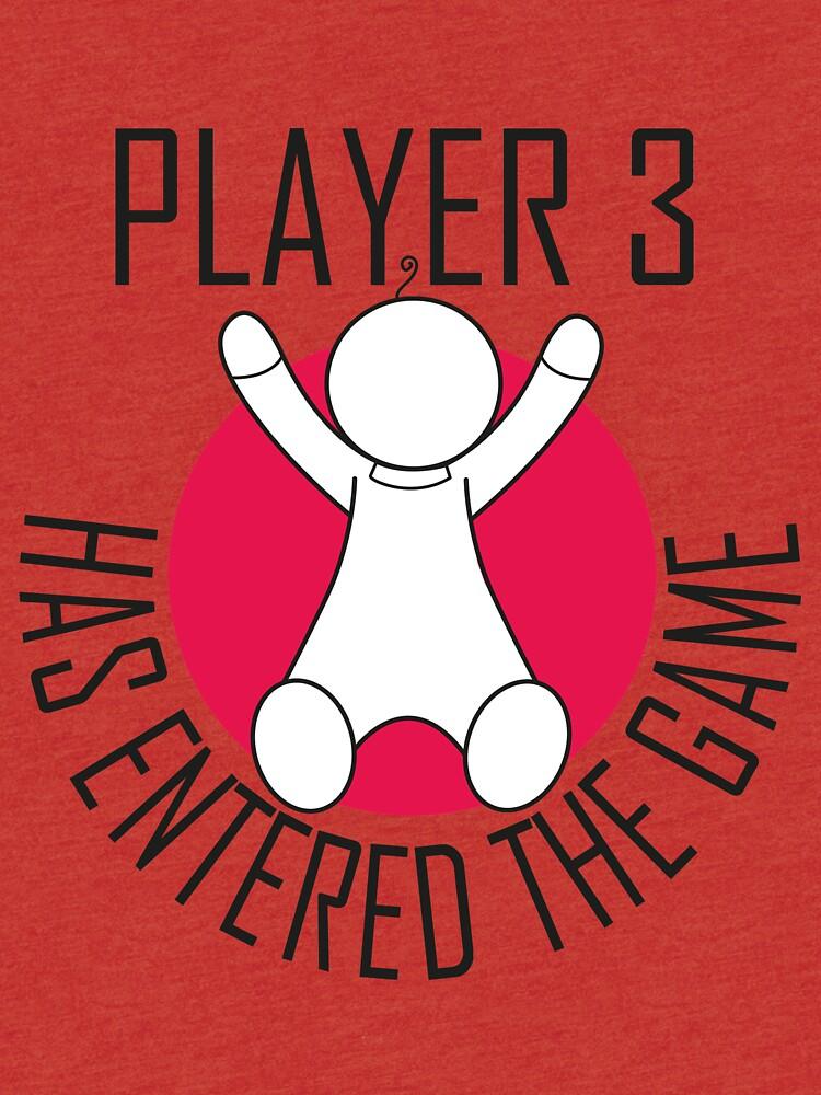 Spieler 3 hat das Spiel betreten von GeekyCatDesign