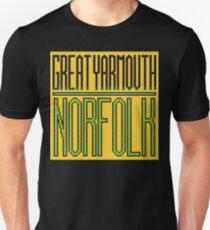Great Yarmouth, Norfolk Unisex T-Shirt