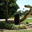 Beware they grow them big in the Tropics by Virginia McGowan