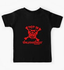Pop in the soothers by lilterra.com Kids Tee