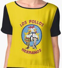 Breaking Bad - Los Pollos Hermanos Women's Chiffon Top