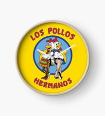 Breaking Bad - Los Pollos Hermanos Clock