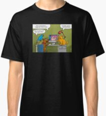 internet tiere 102012 Classic T-Shirt