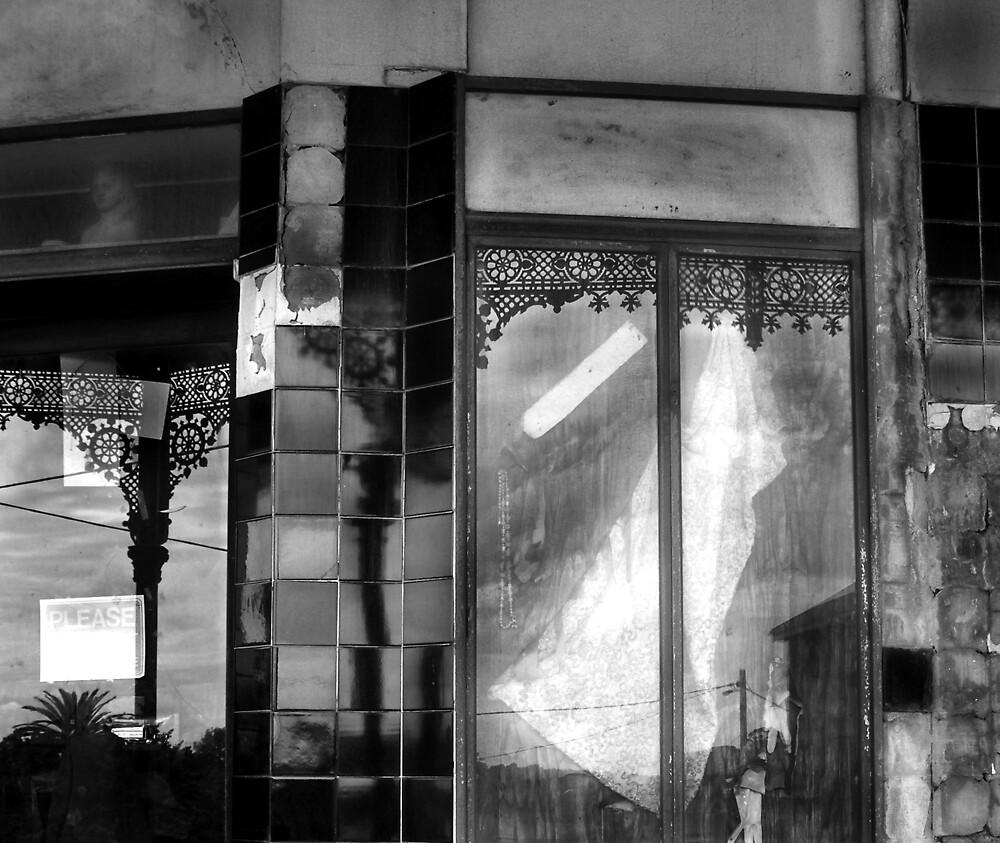 The Wedding Shop by Bruce  Watson