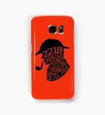 Sherlock Holmes, Consulting Detective Samsung Galaxy Case/Skin
