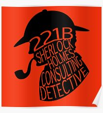 Sherlock Holmes, Consulting Detective Poster