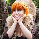 Squirrel Girl Glamour Shot by KAMIcomics