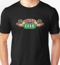 Friends - Central Perk White Outline Variant T-Shirt