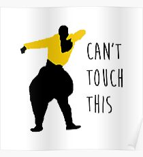 Can't touch this - MC Hammer Poster