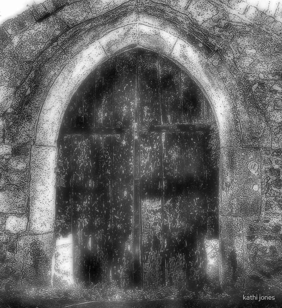 secretdoor by kathi jones