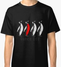 Penguin Dance Off Classic T-Shirt