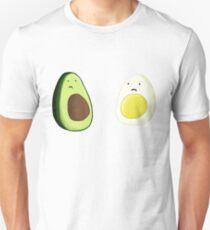 Avocado and Egg Unisex T-Shirt