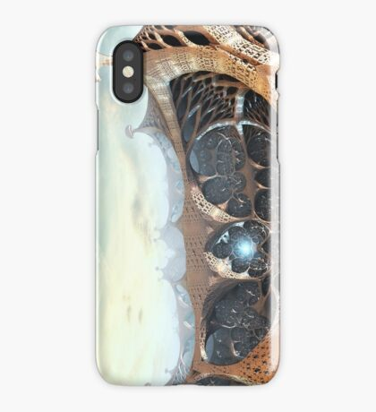 Fillars of the Sky iPhone Case