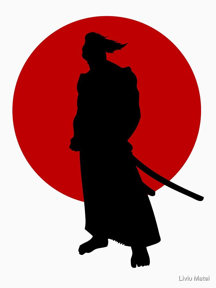 Musashi tribute by eZkun