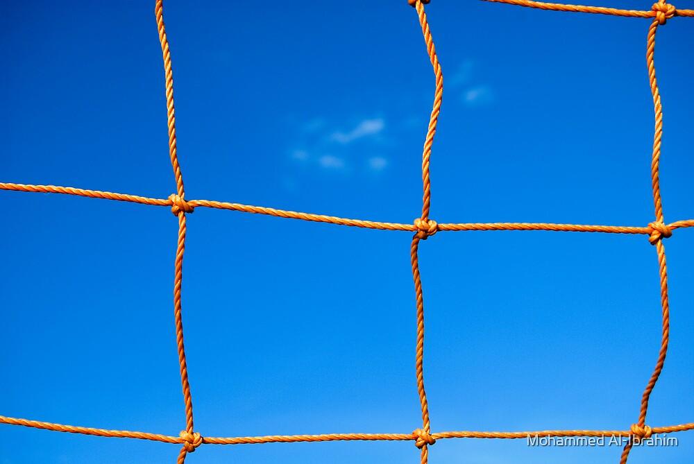Orange Net by Mohammed Al-Ibrahim