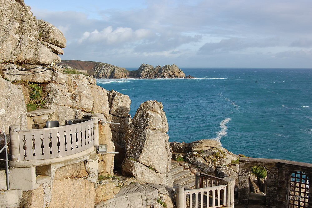 Minack Theatre, Cornwall by laurac