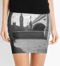 Big Ben, London, England Mini Skirt