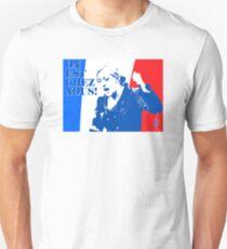 On est chez nous ! Unisex T-Shirt