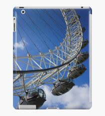 London Eye, England iPad Case/Skin
