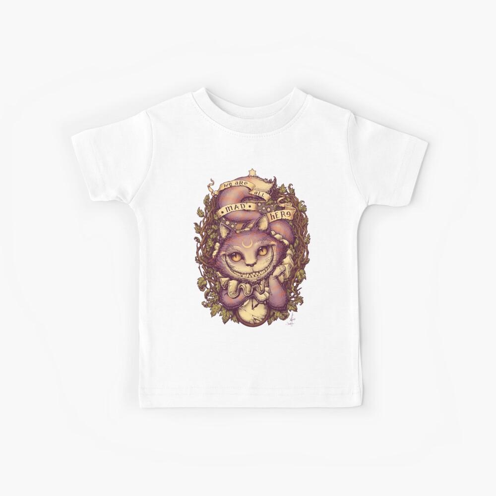 CHESHIRE KATZE Kinder T-Shirt