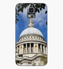 St pauls cathedral, London, England Case/Skin for Samsung Galaxy