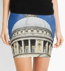 St pauls cathedral, London, England Mini Skirt