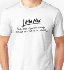 Touch- Little Mix Unisex T-Shirt