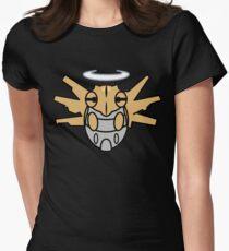 Shedinja Pokemon Full Body  Women's Fitted T-Shirt