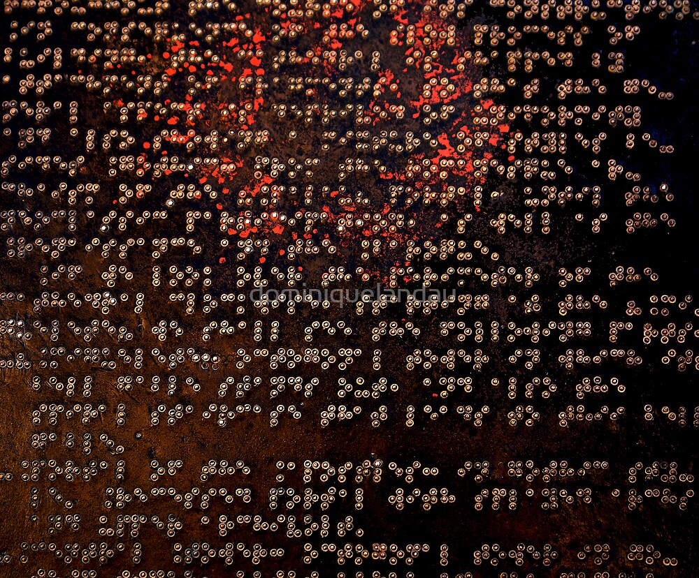 Can you read it? by dominiquelandau