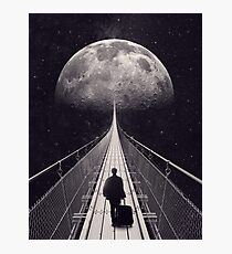 Space Trip Photographic Print
